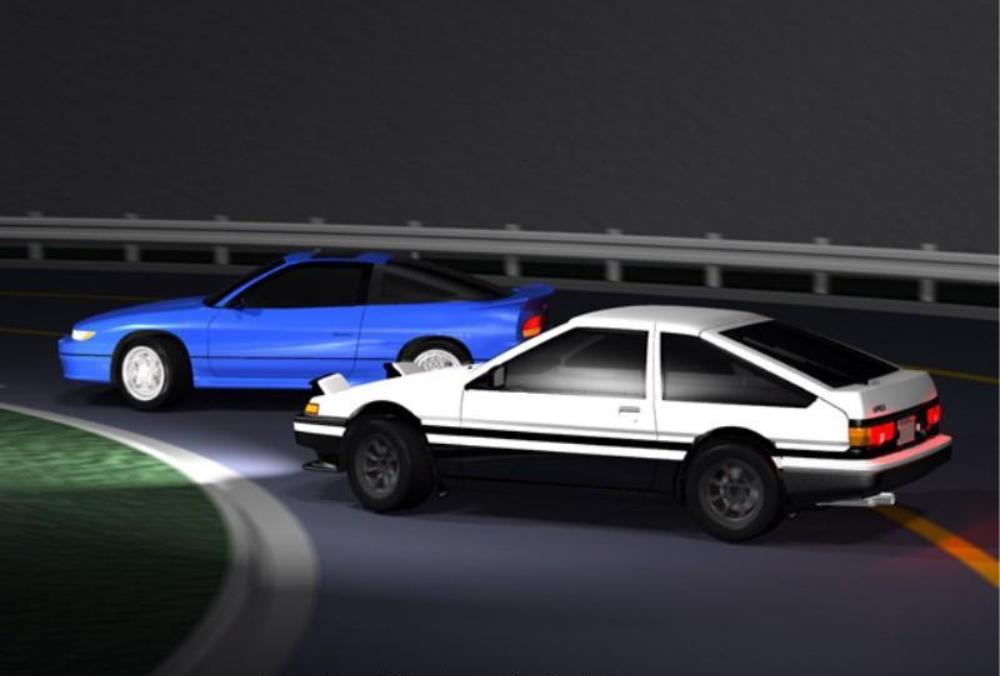 Initial D World - Pictures Gallery - Nissan Sil-Eighty (RPS13)